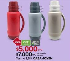 Oferta de Termo Casajoven por $5000