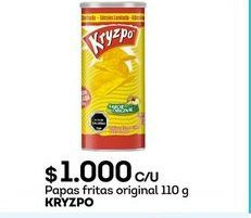 Oferta de Papas fritas Kryzpo por $1000