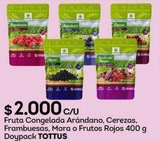 Oferta de Frutas Tottus por $2000