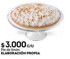 Oferta de Pie de limón por $3000