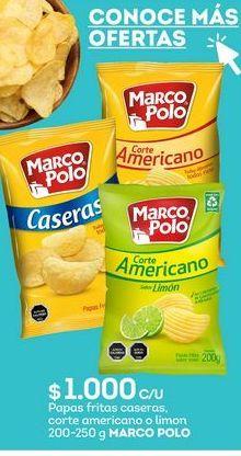 Oferta de Papas fritas Marco Polo por $1000