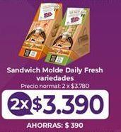 Oferta de Sandwiches por $3390