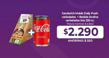 Oferta de Sandwiches por $2290