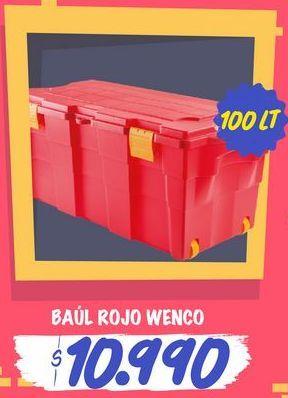 Oferta de Caja de ordenación Wenco por $10990