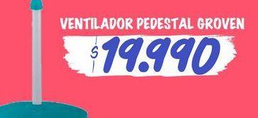 Oferta de Ventilador de pie por $19990