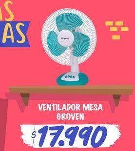 Oferta de Ventilador de sobremesa por $17990