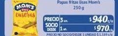 Oferta de Papas fritas Mom's por $940