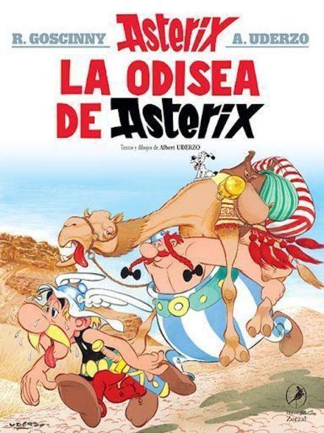 Ofertas de Libro ASTERIX 26 - LA ODISEA DE ASTERIX por $12990