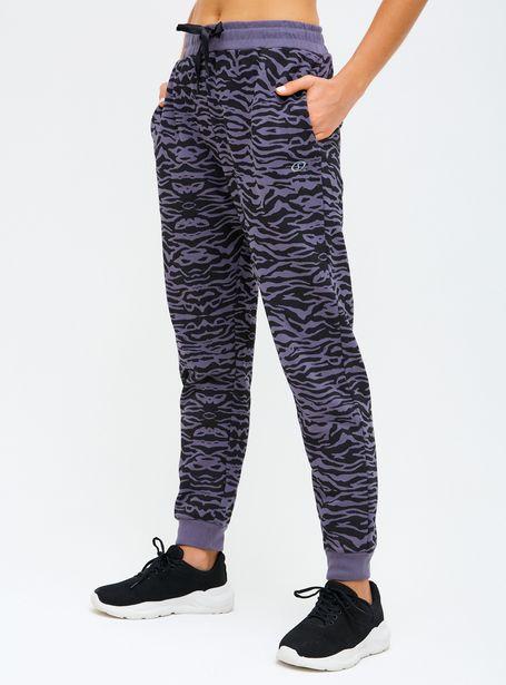 Ofertas de Pantalón Spalding de Buzo Estampado con Lazo Mujer por $10190