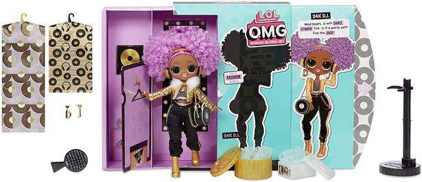 Ofertas de LOL Surprise OMG 24K D.J. por $29990