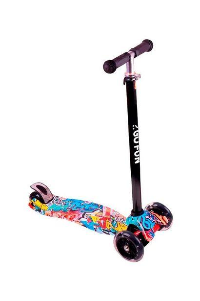 Ofertas de Scooter Ajustable Light Wheels Go Fun Rojo por $34990