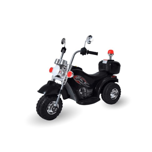 Ofertas de Moto Mini Chopper Negra por $39990