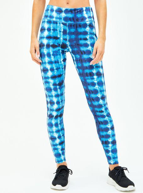 Ofertas de Calza Spalding Spalding Deportiva Estampado Tie Dye Básica Mujer por $8490