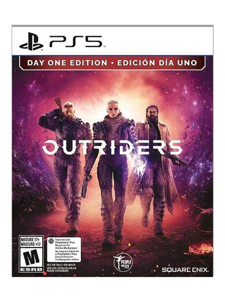 Ofertas de Juegos PlayStation PS5 Outriders por $29990