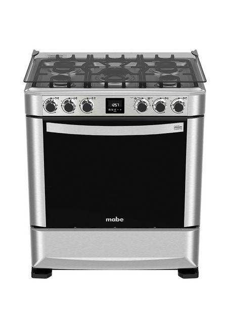 Ofertas de Cocina Mabe a Gas 5 Quemadores ANDES7670FX0 por $429990