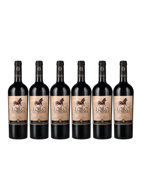 Ofertas de Pack La Vinoteca 6 Toro de Piedra Cabernet Sauvignon por $40990