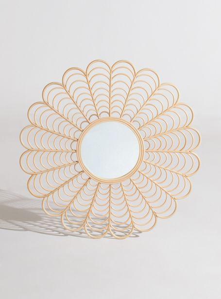 Ofertas de Espejo Umbrale Home Circular Curvas 91 cm por $55990