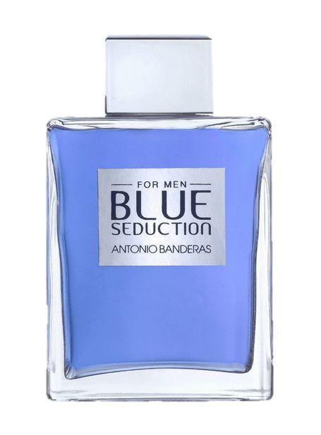 Ofertas de Perfume Antonio Banderas Blue Seduction Hombre EDT 200 ml por $22990