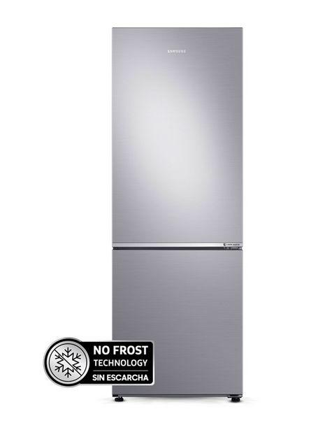 Ofertas de Refrigerador Bottom Freezer No Frost 290 Litros RB30N4020S8/ZS por $349990
