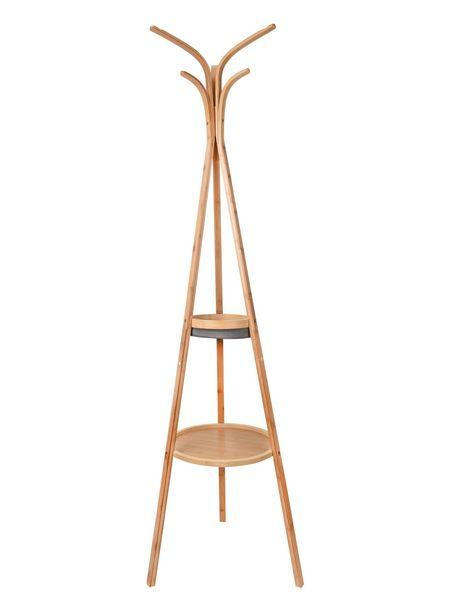 Ofertas de Perchero Attimo de Bamboo 38.3 x 170 cm por $47990
