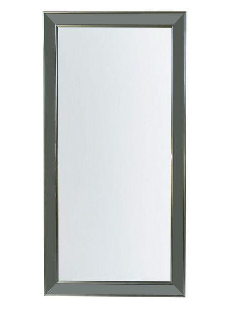 Ofertas de Espejo Attimo Borde Plateado 60 x 120 cm por $66490