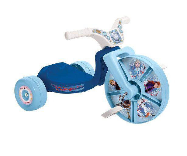 Ofertas de Triciclo Disney Frozen 2 ruedas de 2 a 4 años de edad por $29990