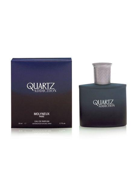 Ofertas de Perfume Molyneux Quartz Addiction EDP 50 ml por $10990