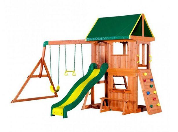Ofertas de Centro Backyard Adventures de Juegos Somerset por $669990