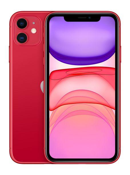 Ofertas de IPhone 11 128GB Rojo por $619990
