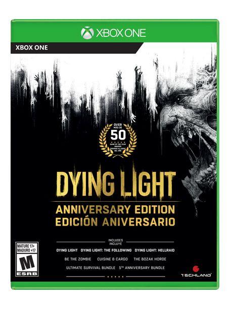 Ofertas de Juego Xbox One S Dying Light Edición Aniversario por $14990