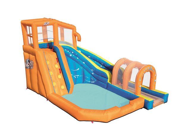 Ofertas de Centro Bestway de Juegos Parque Acuático con Escalona por $469990