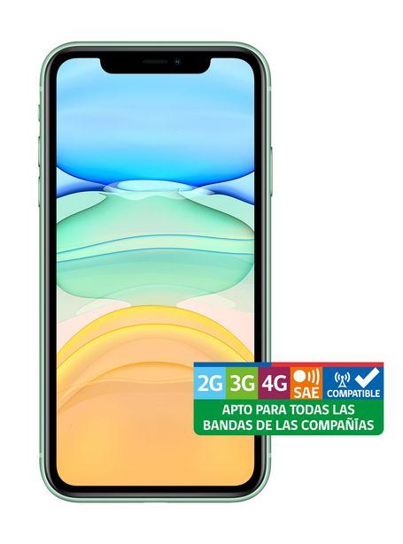 Ofertas de IPhone 11 64GB Verde por $569990