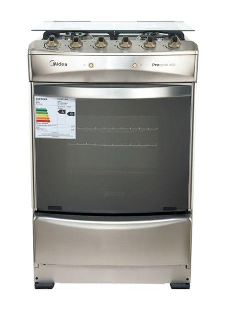 Ofertas de Cocina Midea a Gas MCG-4Q 4 Quemadores por $299990