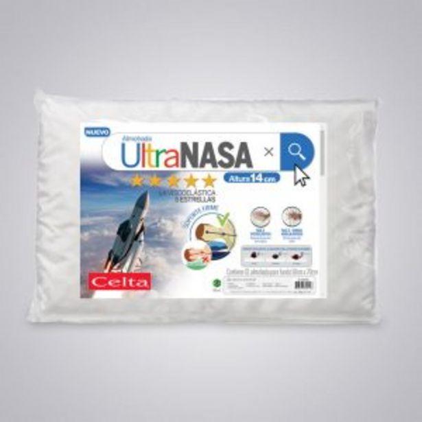 Ofertas de Almohada Ultra Nasa 40×60 cm por $11990