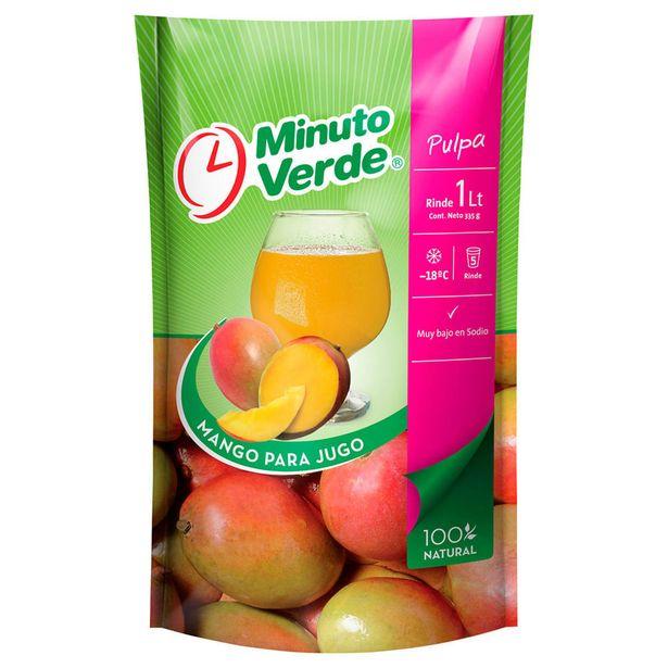 Ofertas de Pulpa de Mango doypack 335 g por $2499