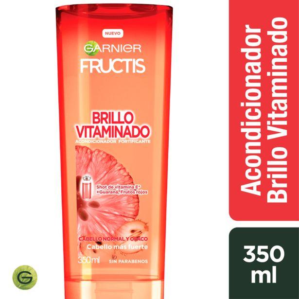 Ofertas de Acondicionador Vitaminados Brillo 350 ml por $2599