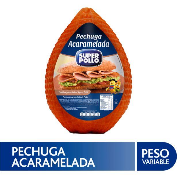 Ofertas de Pechuga acaramelada granel por $520