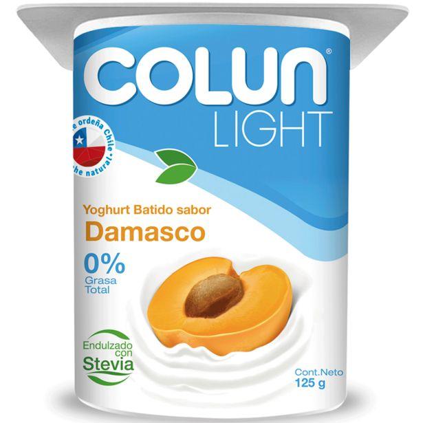 Ofertas de Yoghurt batido light damasco 125 g por $255