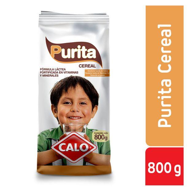Ofertas de Bebida láctea purita cereal 800 g por $4649