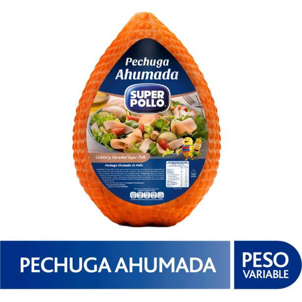 Ofertas de Pechuga ahumada granel por $520