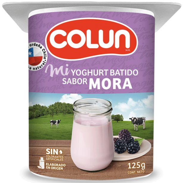 Ofertas de Yoghurt batido mora 125 g por $215