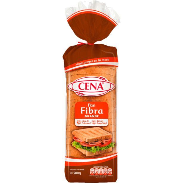 Ofertas de Pan de molde integral familiar 580 g por $1449