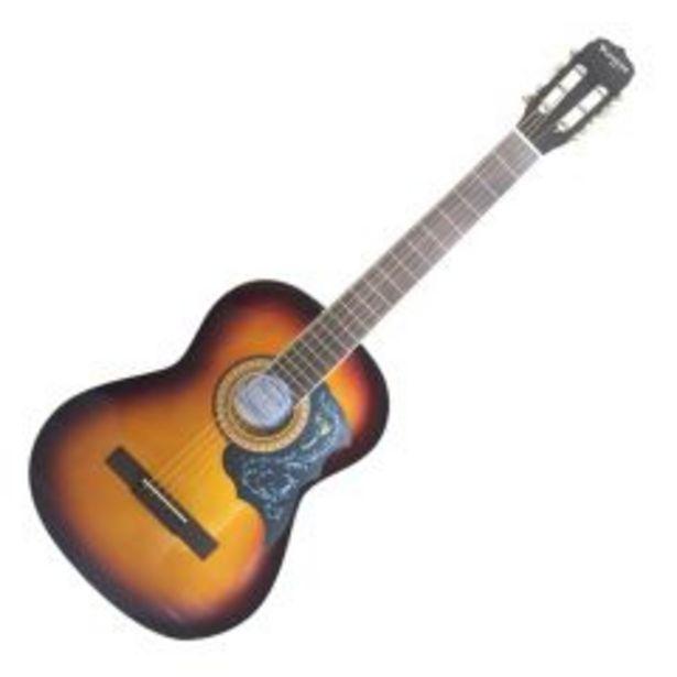 Ofertas de Guitarra acústica Vizcaya ARFG94 - cuerdas de metal por $49990