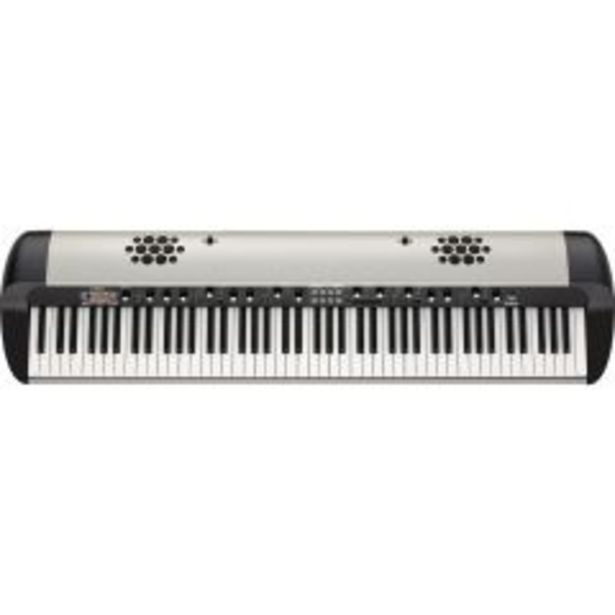 Ofertas de Piano digital Korg 88 Teclas SV-2S - Silver por $1699900