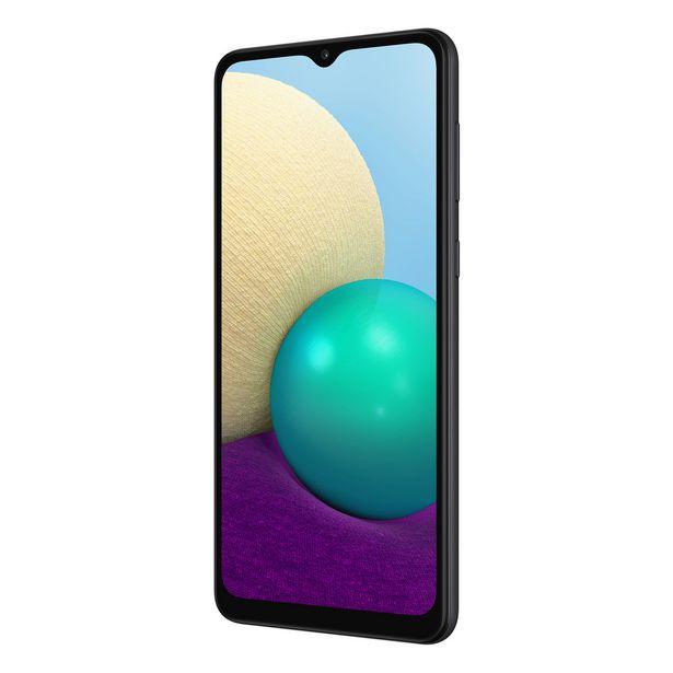 Ofertas de Smartphone Samsung A02 Black Claro por $79990