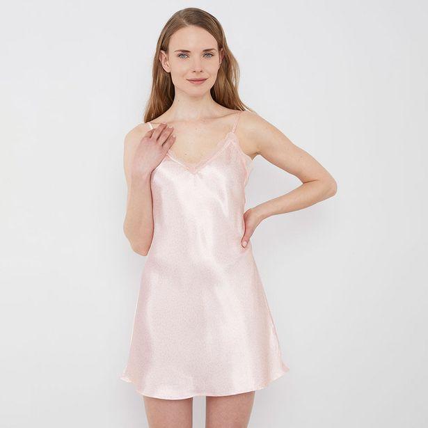 Ofertas de Camisa Satin II Rosado - Mujer por $8990