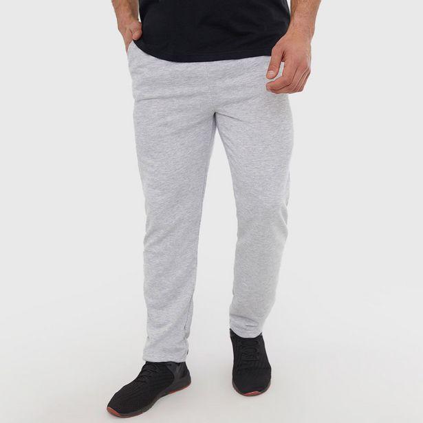 Ofertas de Pantalón De Buzo Recto Gris I - Hombre por $12990