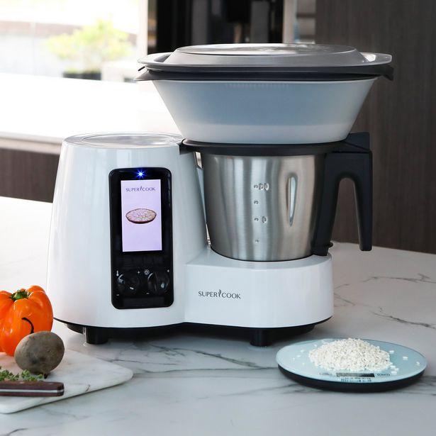 Ofertas de Supercook Robot de Cocina SC300 por $51999