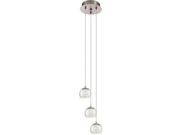 Ofertas de LAMPARA COLGANTE ASCOLESE EGLO LED 3X3,3W por $66690