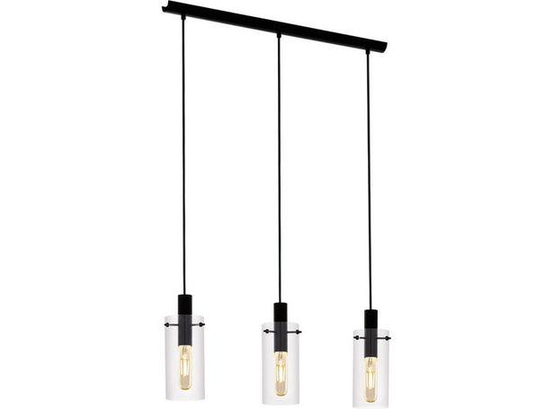 Ofertas de LAMPARA COLGANTE MONTEFINO EGLO E27 3X60W por $75390